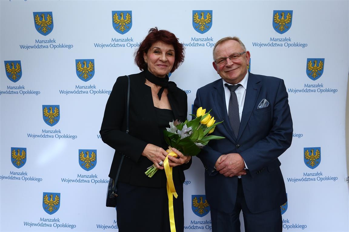 Stefania Grzeszczyk Professorem Opolliensis