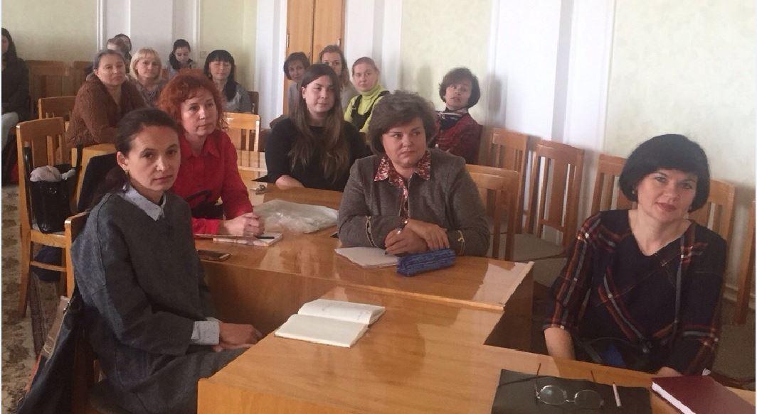 Językowy staż na Ukrainie