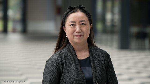 Huimei Wang prawie 30 lat uczyła języka angielskiego na Politechnice Pekińskiej. Teraz będzie uczyć chińskiego studentów Politechniki Opolskie