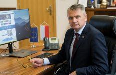 rektor prof. Marcin Lorenc