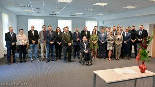 Inauguracja roku akademickiego 2021/2022 na studiach doktoranckich